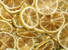 DRIED LEMON (LIME) CITRUS PEEL SLICE 2016 - BEST QUALITY FROM VIETNAM (MS. AMY 84 1683 655 628)