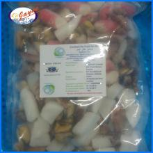 Hot sale high quality iqf frozen mixed sea food with 25% squid tentacle