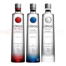 Fresh Stocks Ciroc - Vodka - Luxury French Vodka 750ML Bottle