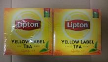 Lipton Yellow Label Tea, Herbal Tea , Tea Bags