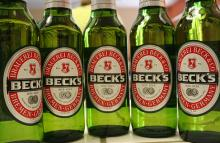 Becks Beer 250ML, 330ML, 500ML bottle and can