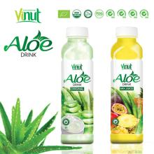 High quality VINUT 500ml different flavors aloe vera mixed drinks for