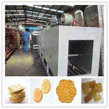 automatic biscuit production machine