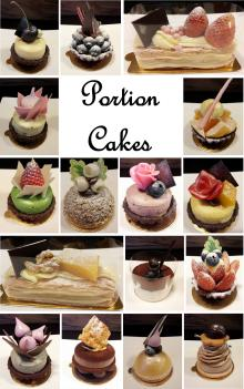 Portion Cakes