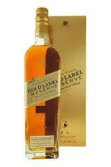For sale Johnnie Walker Gold Label 18 Year 70cl