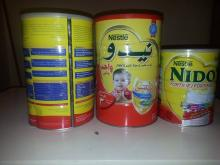 we sell NIDO NESTLE 2250G