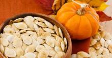 Shelled Pumpkin Seeds Grade AA
