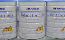 South African made professional OEM Infant Formula baby milk powder