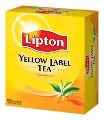 Lipton Yellow Label Tea 25