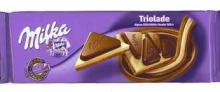 Milka triolade for sale