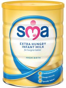 SMA Extra Hungary Infant Milk Powder 900g