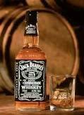 Jack Daniel's Whiskey Sour Mash Old No. 7 Black Label 80@ 1L
