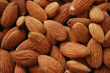 Grade A Almonds (Blanched and Shelled)
