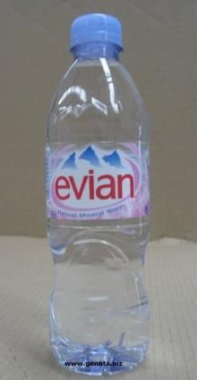 Evian Mineral Water for sale