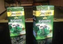 Jacobs Kronung Ground Coffee 250g/500g for sale