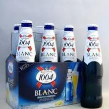 Concordant french kronenbourg 1664 blanc beer