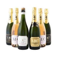 Villiera MCC Mixed Case Selection 6x750ml