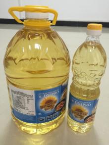 Unrefined sunflower oil/