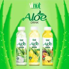 Best selling wholesaler VINUT brand aloe vera juice drink original