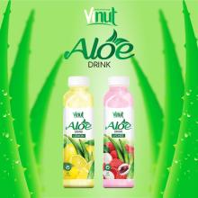 Fruit Pulps Juice Vietnam wholesale Original Aloe Vera Drink