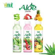 High quality strawberry flavored aloe vera drink original