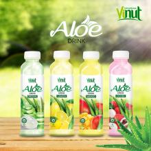 VINUT Bottle Package Hot selling Aloe Vera Original Flavor Drink Export