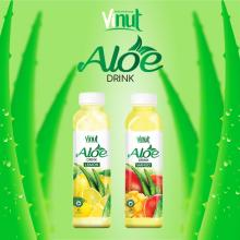 VINUT FDA HACCP original aloe vera soft drink with aloe cubes