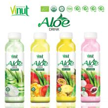 VINUT PET bottle packaging Hot selling aloe vera drink original