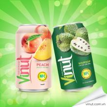 VINUT Beverage Manufacturer - Vietnamese product- orange juice