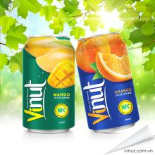 VINUT canned fruit juice drink with fruit pulp