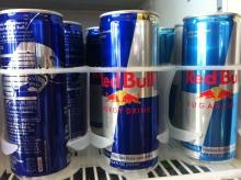 RED BULL ...ENERGY.. DRINK AUSTRIA..