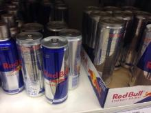 Automatic red bull energy drinksell