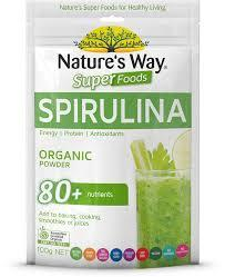 Spirulina Powder (superfood)