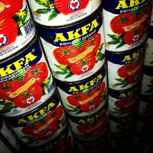 Halal Premium Quality Canned (Tin) tomatoes