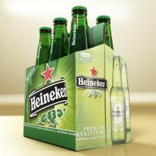 Taste- the best of HEINEKEN BEER 330ml Cans, 330ml Bottles, 650ml Cans