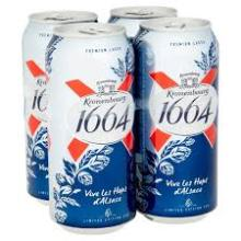 Kronenbourg 1664 blanc 500ML can