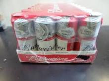 Budweiser 50cl can