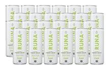 RUNA Organic Clean Energy Drink from the Guayusa Leaf, Lime