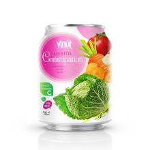 250ml Can 100% Vegetable Juice - Juice for Constipation