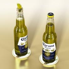 /mini corona metal beer/ ice bucket wholesale/