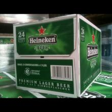 Heineken Lager Beer Bottle, 24 x 330ml