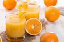 100% Natural Orange Juice
