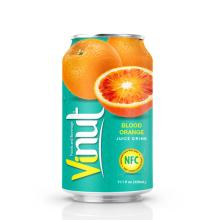 330ml Canned Blood Orange juice drink