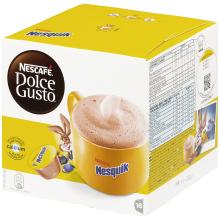Nescaf?? Dolce Gusto - Nesquik - Chocolate Flavored Capsules - 16 Capsules