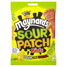 Maynards Sour Patch Kids Sweets, 160g