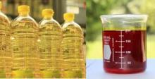 .//20167 - 2016 Thai RBD Palm Olein / Vegetable Cooking Oil / Cooking Oil//