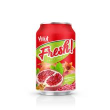 500ml Cans Pomegranate Juice Drink