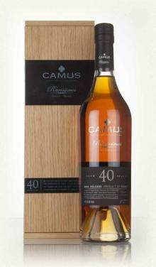 Camus 40 Year Old Rarissimes (70cl, 40.6%)