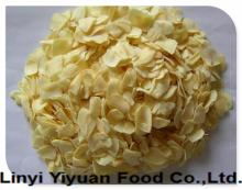 high quality low price milky white organic garlic flake