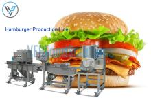 Hamburger/Burger Production Line